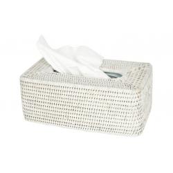 Boîte à Kleenex rectangulaire arrondie