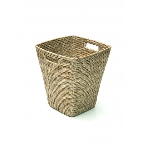 Square waste bin L