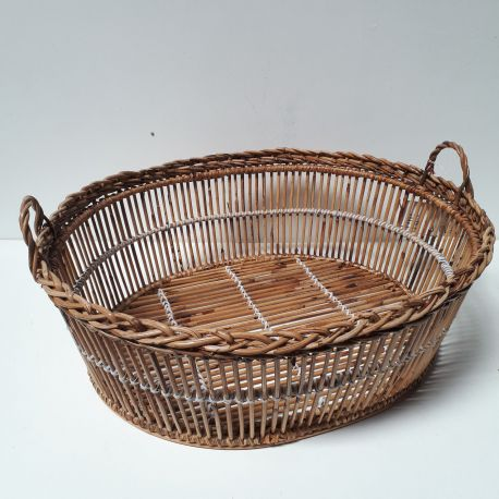 Oval Lavandiere Tina Baskets