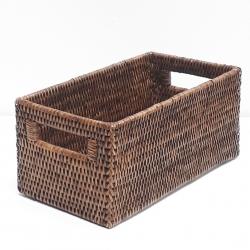 High Brown CD basket M