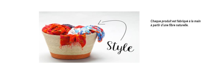 Pochette Batik