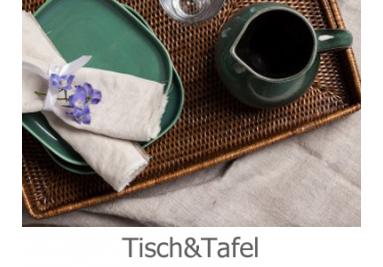 Tisch und Tafel
